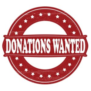Click here to donate to our organization