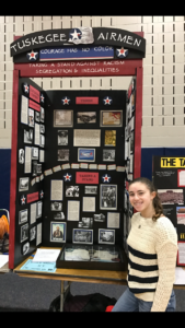 National History Fair Contestant:  Gabby Nakkab
